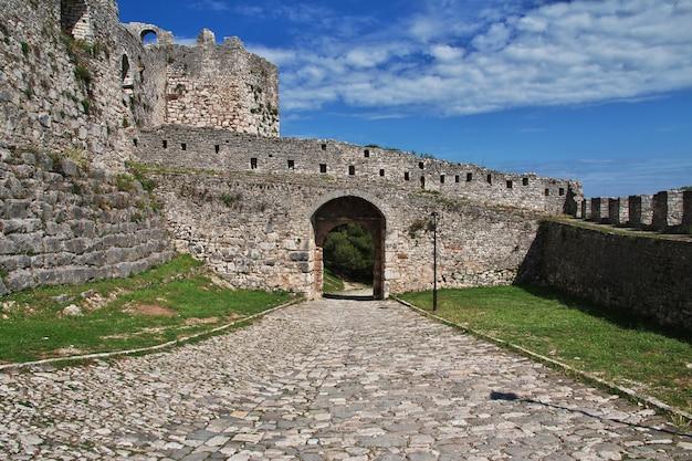 Древний город берат в албании