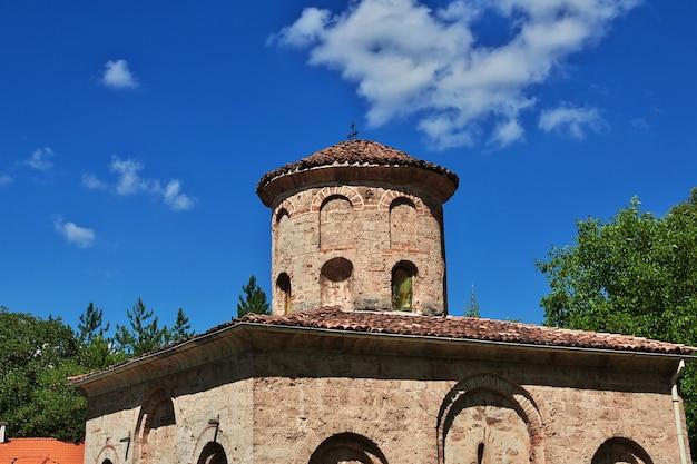 ブルガリアの古代ゼメン修道院