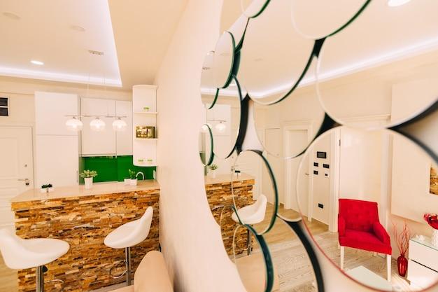 Квартира-студия. дизайн небольших квартир в отеле