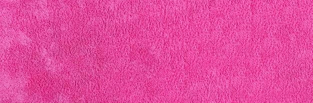 Фон и фактура синтетического материала кухонного полотенца из микрофибры