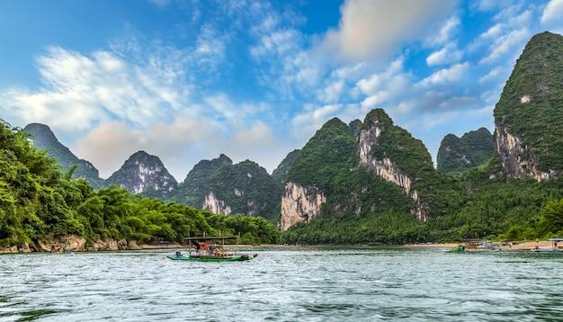 桂林、中国の美しい風景