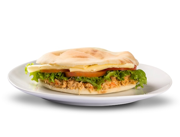베이루트-브라질 샌드위치.