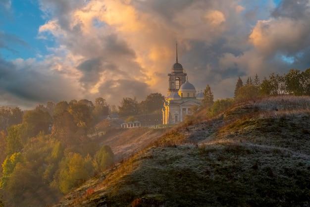 Борисоглебский собор монастыря тверской епархии русской православной церкви