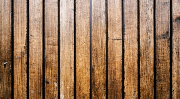 結び目と茶色の古い木材のテクスチャ