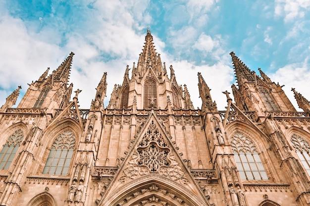聖十字架と聖エウラリア大聖堂
