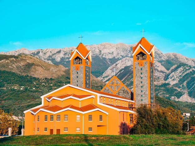 Бар католической церкви черногория