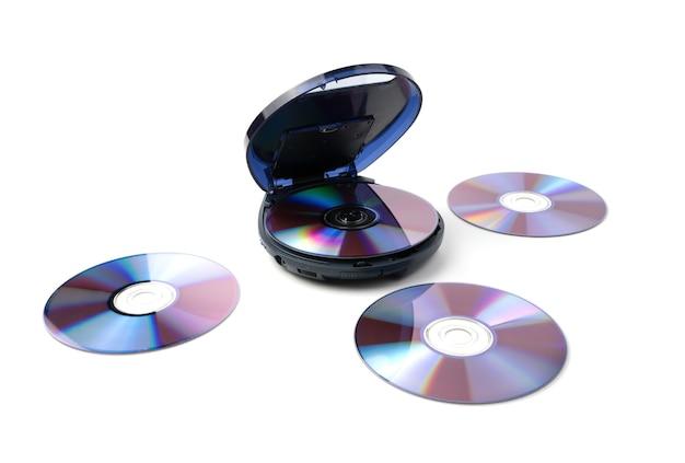 Cd-плеер и старые диски