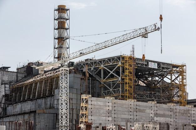 체르노빌 원자력 발전소, 우크라이나