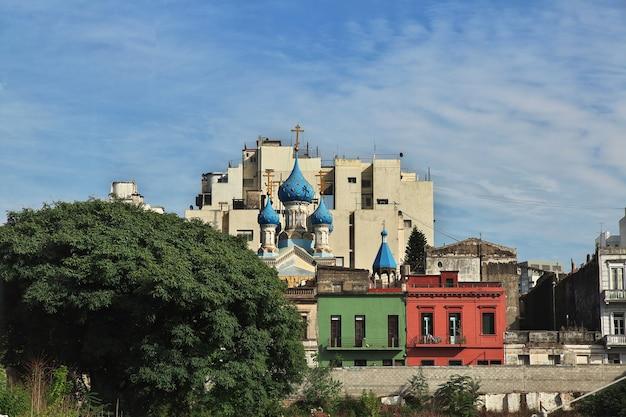 アルゼンチン、ブエノスアイレスの教会
