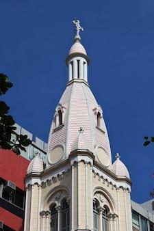ブラジル、リオデジャネイロの教会