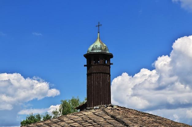 ブルガリアのトリャヴナの教会