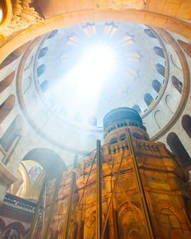 Храм гроба господня в иерусалиме, израиль