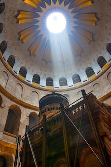 イスラエル、エルサレムの聖墳墓教会