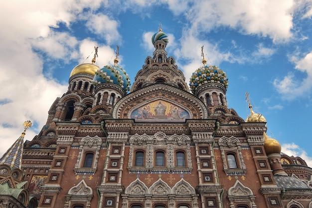 Храм спаса-на-крови санкт-петербург россия