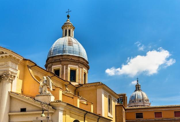 ローマのサンロッコ教会