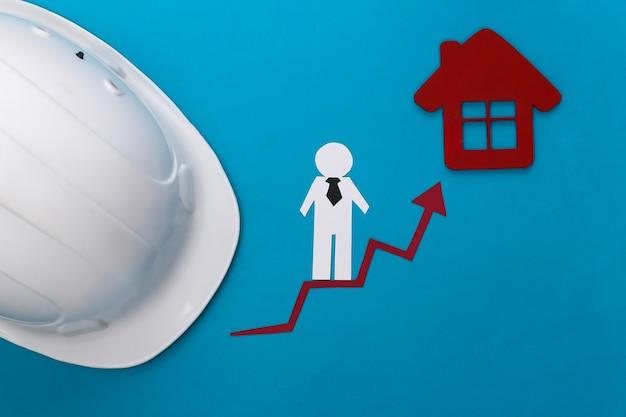 Концепция карьерного роста строителя или инженера