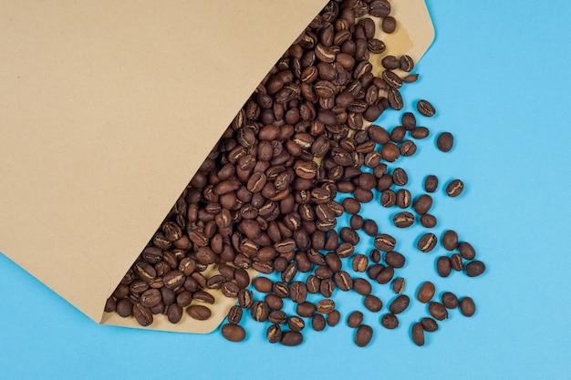 コーヒーの輸入または輸出の概念