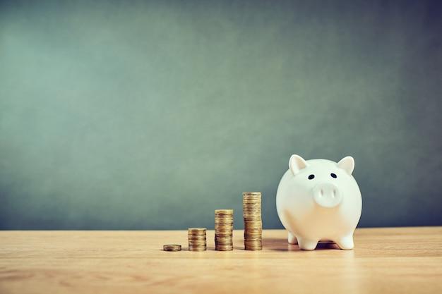 돈을 모으는 개념, 자본의 축적