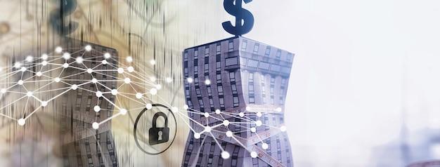 Понятие финансовой зависимости от заемных средств. ипотечная задолженность. дом потянет за рулетку со знаком доллара.