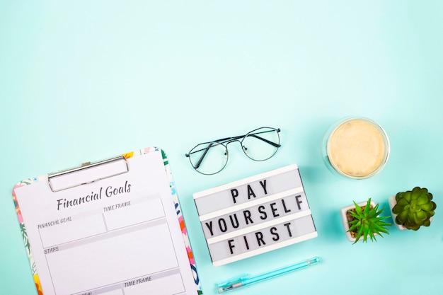 Понятие финансовой дисциплины, сбережений и планирования расходов макета.