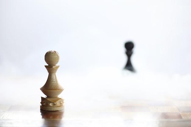 戦場を考えたチェスゲームのコンセプト