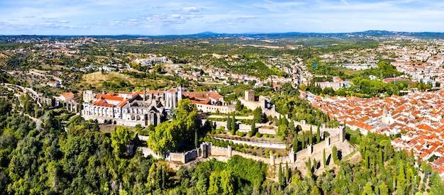 キリスト騎士団の修道院。ポルトガル、トマール