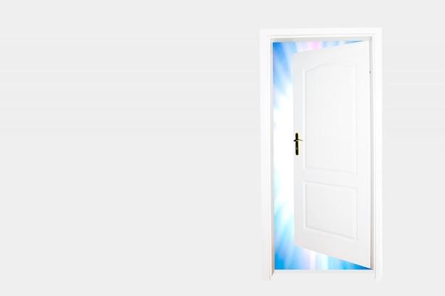 Дверь света