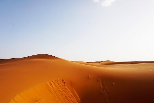 Дюны эрг-шебби, марокко