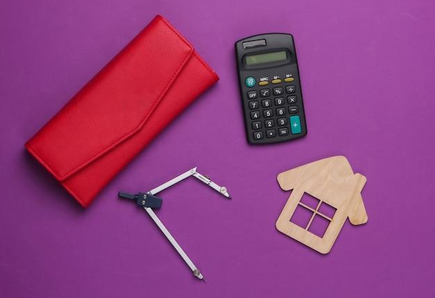 Экономический расчет строительства дома.