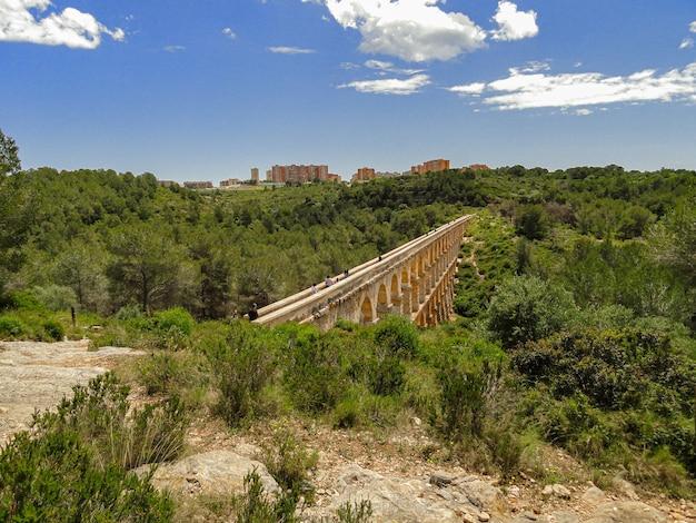 フェレレス水道橋、タラゴナ、カタルーニャ、スペイン