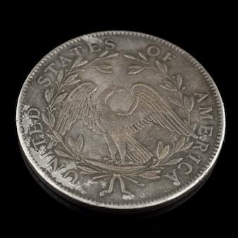 최초의 미국 달러는 1794 장입니다.