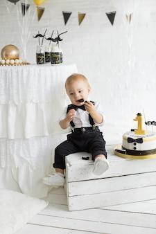 아이의 첫 생일