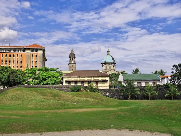 フィリピンのマニラ市の要塞