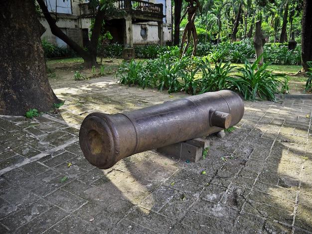 필리핀 마닐라 시의 요새