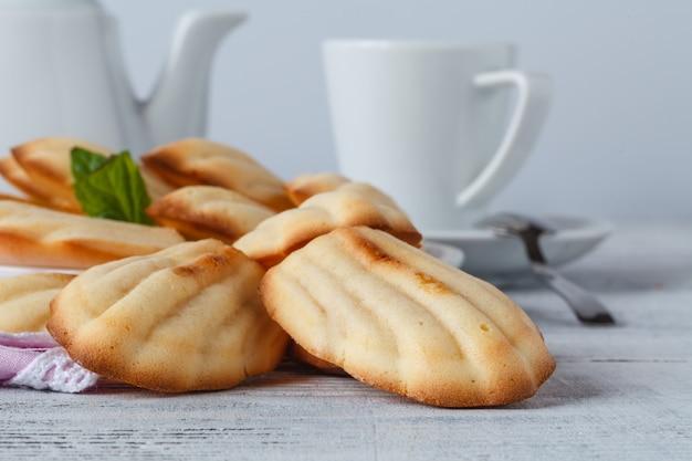 フレンチクッキーマドレーヌ