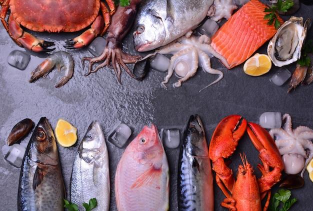 Самые свежие морепродукты на любой вкус