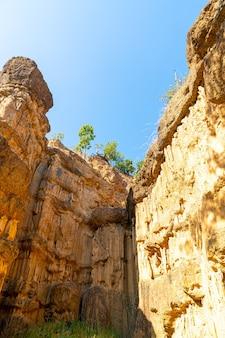 태국 치앙마이 매왕 국립공원의 그랜드 캐년 치앙마이 또는 파초르