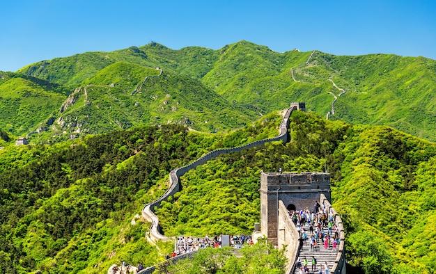 Великая китайская стена в бадалинге