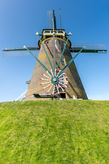 オランダ人を洪水から守るための銀河系の守護者