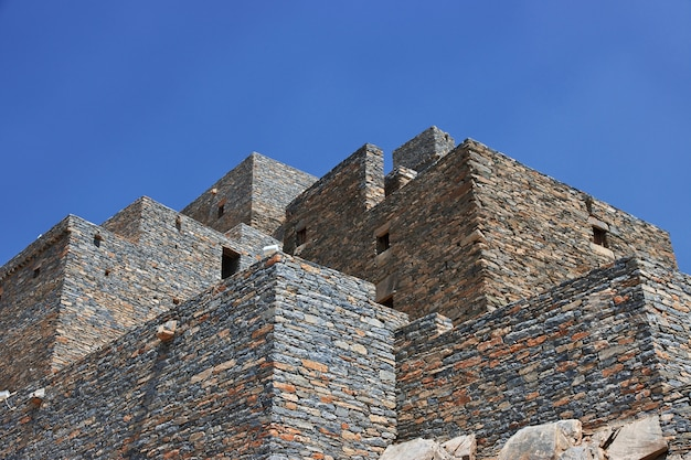 Историческая деревня аль-айн в саудовской аравии