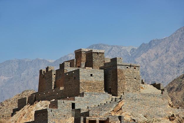 Историческая деревня аль-айн