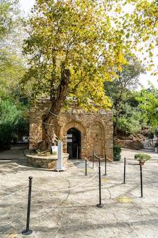Дом девы марии в турции