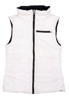 Изображение пиджака на белом фоне