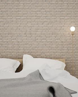 The interior relax space and decoration in condominium