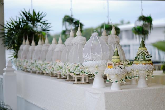 カーンマック行列、タイの伝統的な儀式、婚約