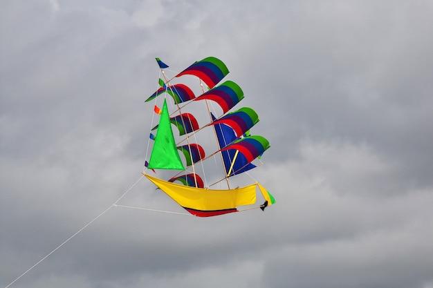 インドネシア、バリ島、ヌサドゥアの凧