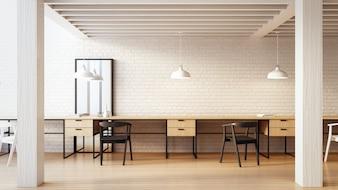 Loft & Modern Working - Живущий Дом