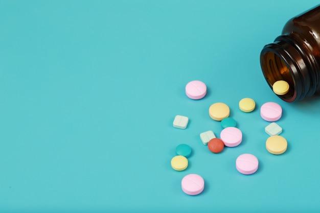 복용 중인 약은 의사가 처방해야 합니다.