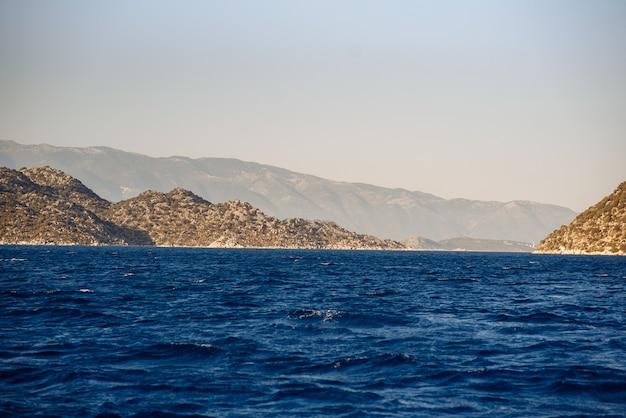 トルコの地中海