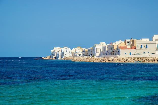 地中海チュニジアマディア。セレクティブフォーカス